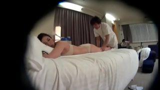 Japanese massage xxx