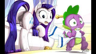 Rule 34 my little pony