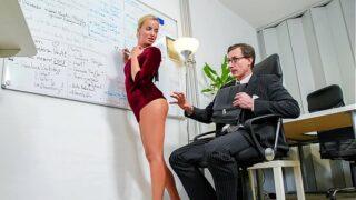 Secretaria e o chefe