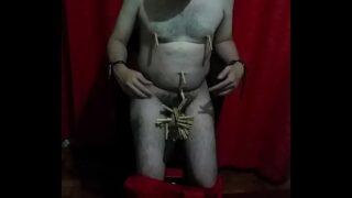 Tortura dos testículos