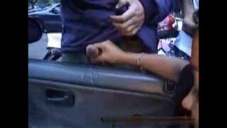 Gay no carro