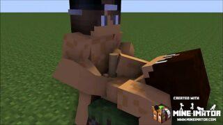 Minecraft gay sex