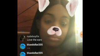 Boobs in instagram