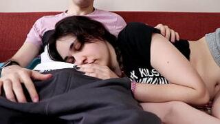 Cachorrada em vídeo de filme pornô com sexo oral