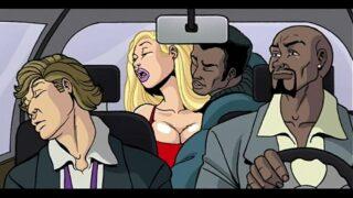 Cartoon desenhos eroticos