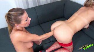 El Fisting de Leyla Black