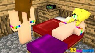Minecraft lesbian