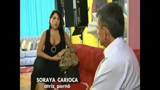 soraya carioca no sbt reporter