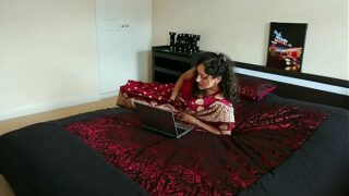 Indian Tutor seduces young boy pov roleplay in Hindi Porn Videos